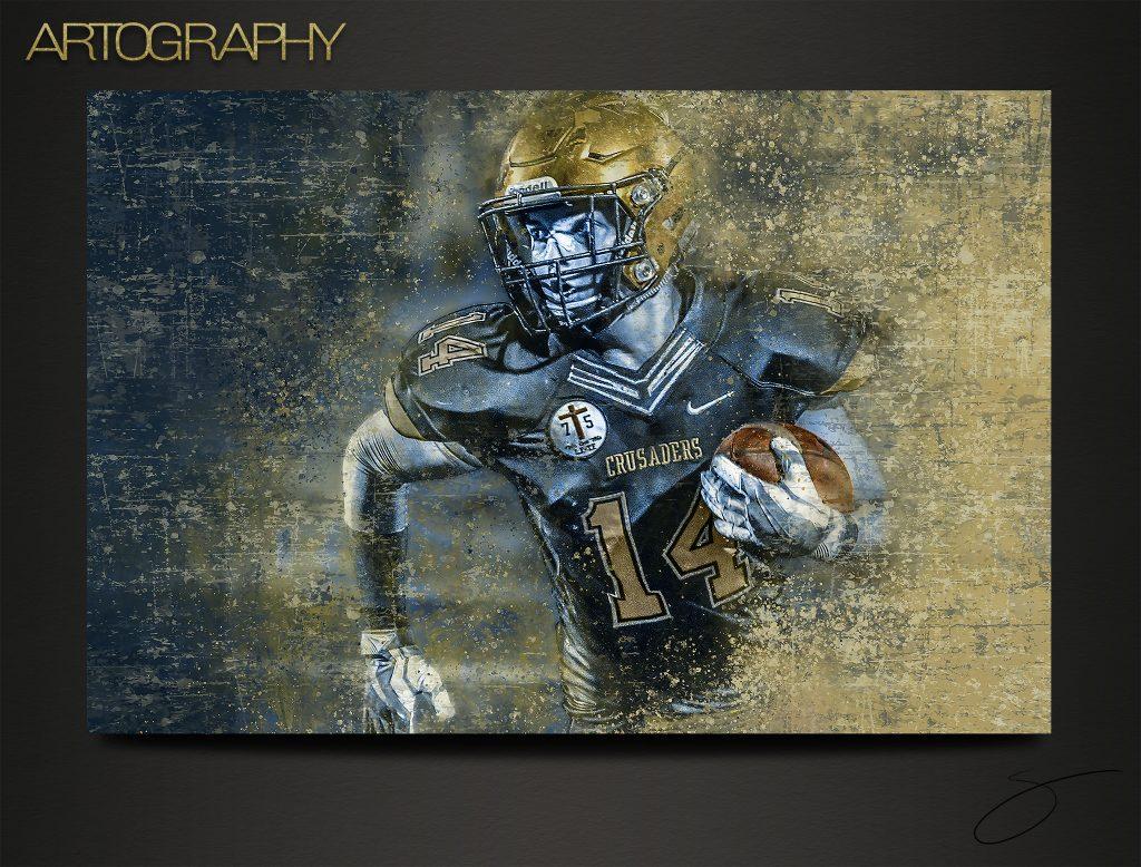 Artography Football