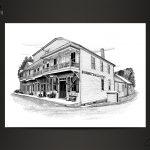 Krautman's Korner & Hotel, Bonnots Mill, Missouri