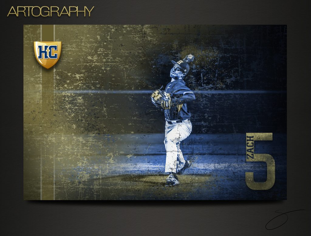 Artography Baseball